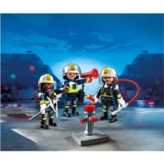 Конструктор Playmobil City Action Команда пожарников