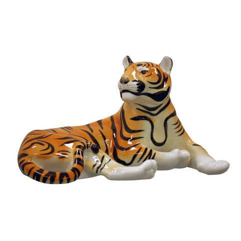 Анималистическая скульптура «Тигр»