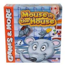 Игра настольная Мышки в домике от Simba