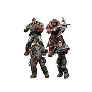 Боксет Gears Of War Series