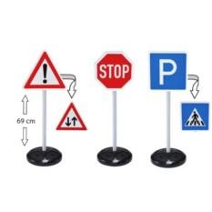 Игрушечные дорожные знаки TRAFFIC SIGNS Big