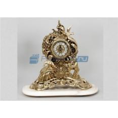 Часы из бронзы Ромео и Джульетта