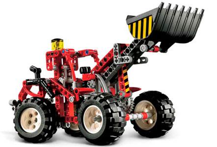Игрушки LEGO: Телеманипулятор