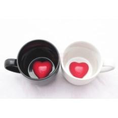 Кружка с сюрпризом Сердце