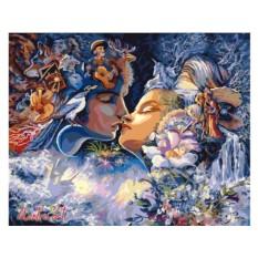 Картины по номерам Mantra Art «Поцелуй Жозефины Уолл