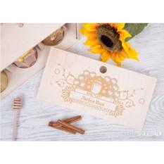 Подарочный набор из 3 банок мёда «Для хорошего настроения»