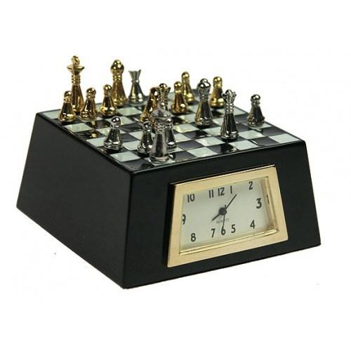 Настольные часы Шахматы