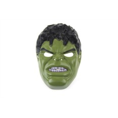 Пластиковая маска Халк