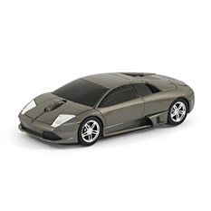 Мышь в виде RoadMice Lamborghini Murcielago Grey