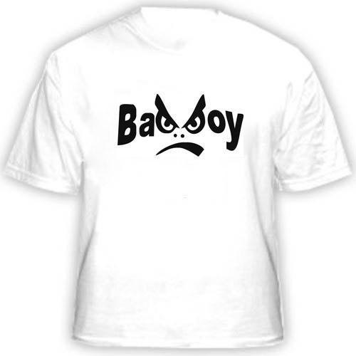 Прикольная футболка Bad Boy