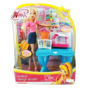 Кукла Winx Club Модный дизайнер