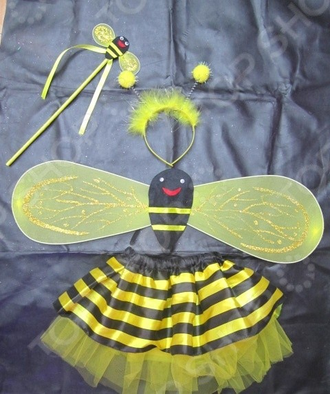 Набор карнавальный «Пчелка»