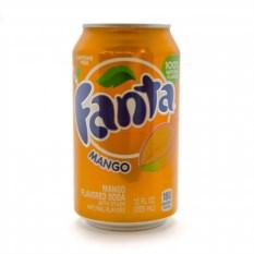 Напиток Fanta Mango