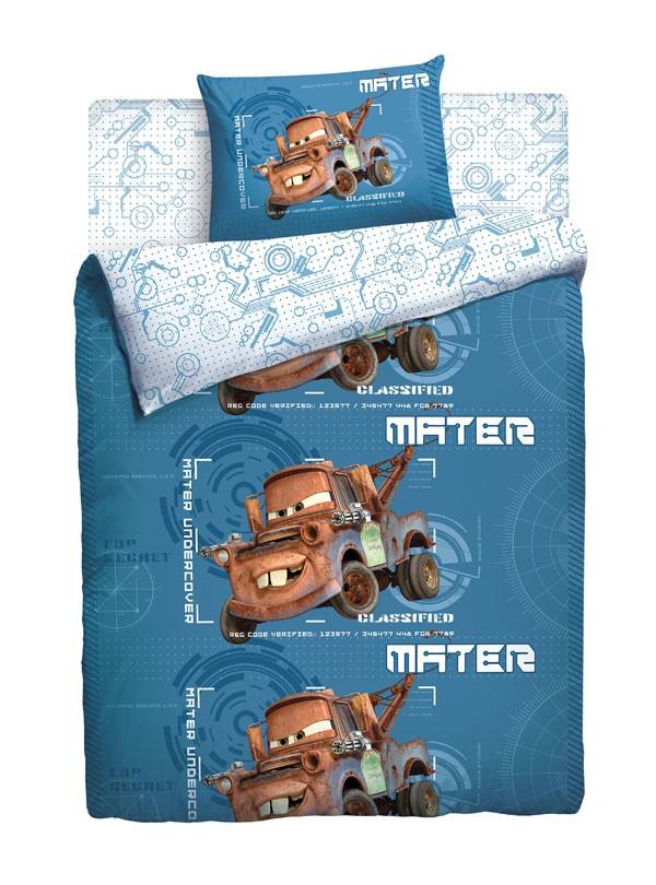 Детское постельное белье из поплина Мэтр