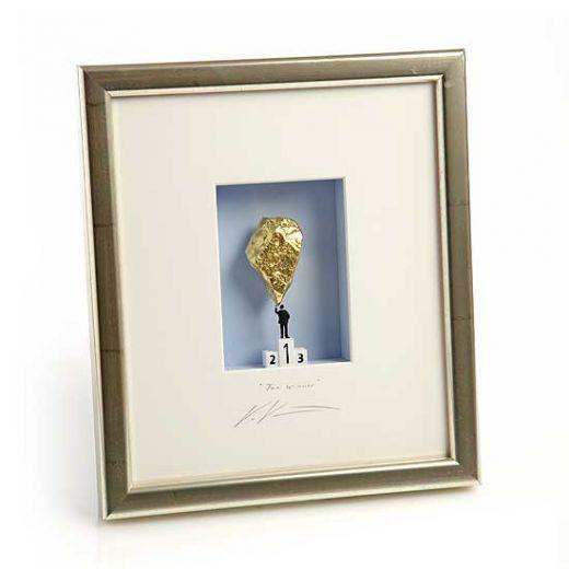 3D-картина «Золотой призер»