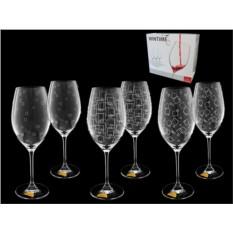 Набор бокалов для вина Wintime из 6шт.