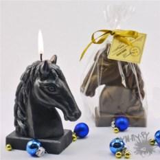 Свеча Бюст лошади