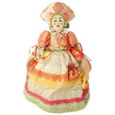 Кукла на чайник Агриппина