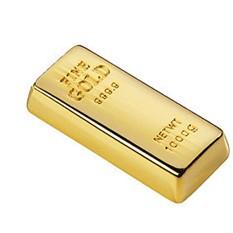 USB-флеш-карта «Слиток золота» на 8 Гб