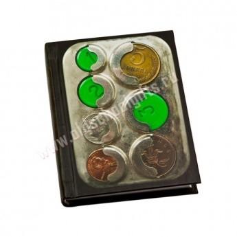 Блокнот «Монетница»