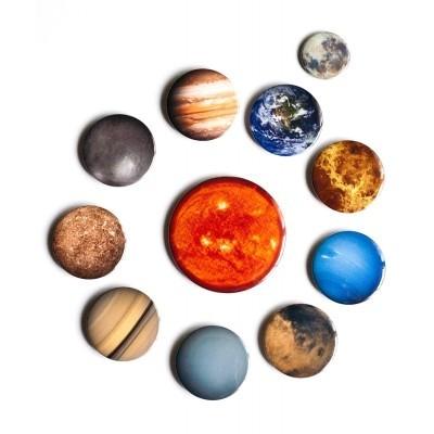 Набор магнитов «Парад Планет»