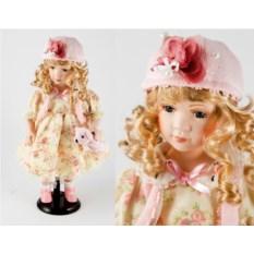 Коллекционная кукла Лика