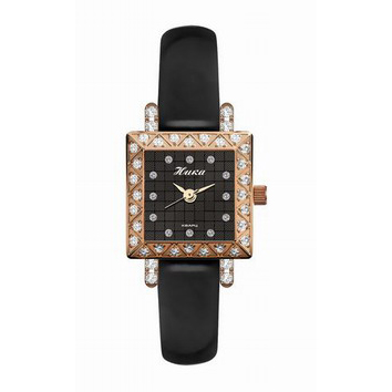 Женские золотые часы Ника «Камея»