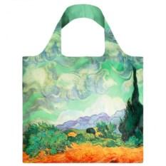 Складная сумка Loqi museum collection Пшеничное поле