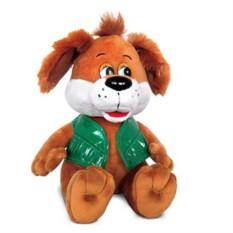Мягкая игрушка Пёс в жилетке