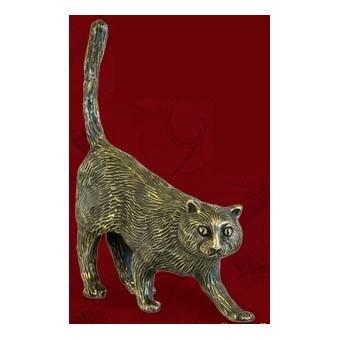 Скульптура «Кот»