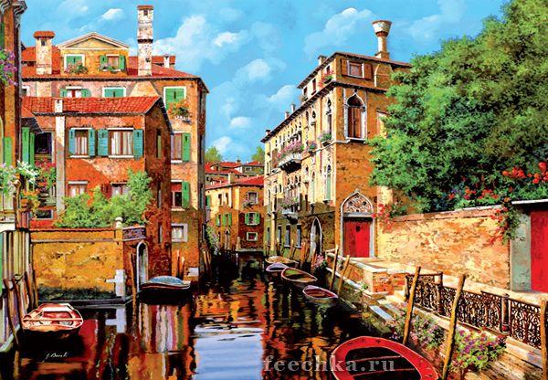Пазл Венеция