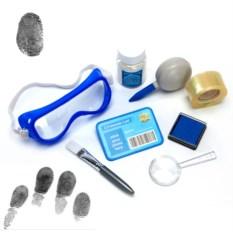Набор для снятия отпечатков пальцев «Юный детектив»