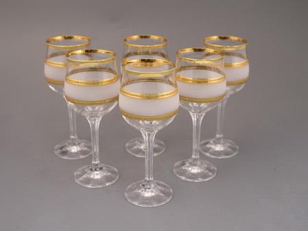 Набор фужеров для вина «Диана»