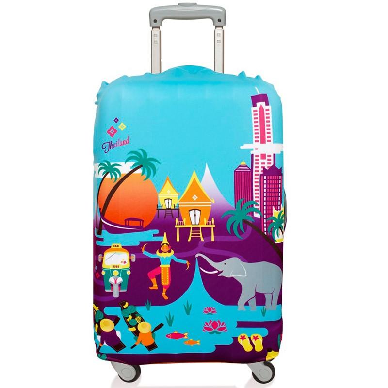 Чехол для чемодана Thailand, большой