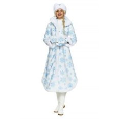 Белый костюм снегурочки Боярский