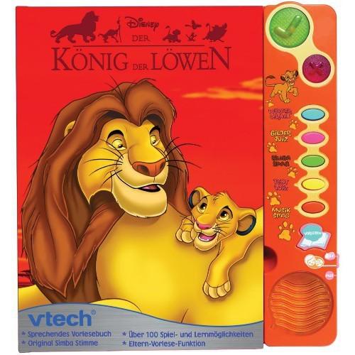 Обучающая сказка Король лев
