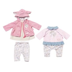Одежда для прогулки для куклы Baby Annabell Zapf Creation