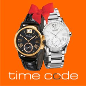Сертификат сети салонов модных часов TIME CODE