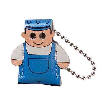 USB-флеш-карта «Рабочий», 4 Гб