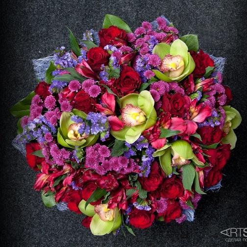 Букет цветов Торжество