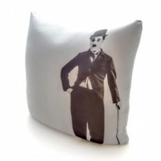 Подушка Чарли Чаплин