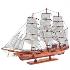 Декоративная модель корабля HMS Bounty (высота 60 см)