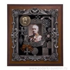 Настенная ключница Брусилов