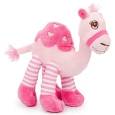 Мягкая игрушка Розовый верблюжонок Girle Camel Pink