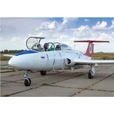 Сертификат на полет на истребителе 20 мин на Л-29 + видео