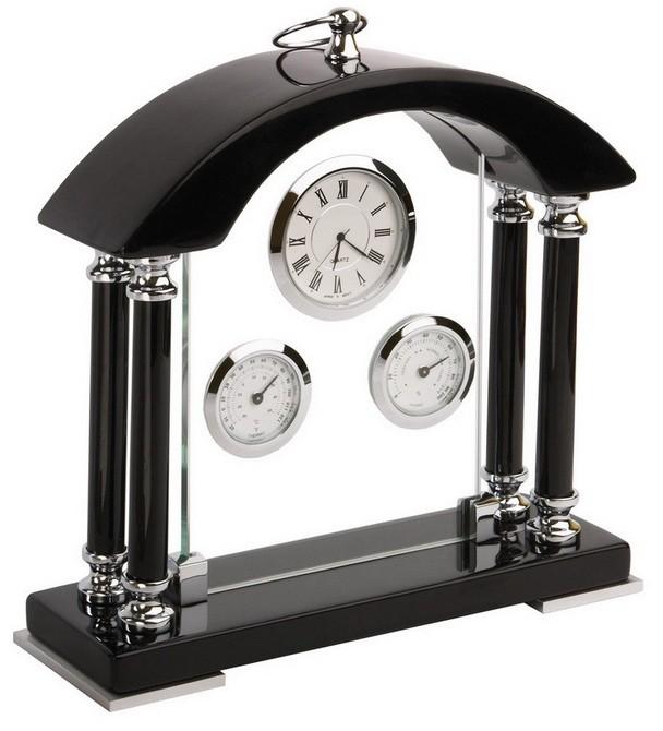 Погодная станция для дома (часы, термометр, гигрометр)