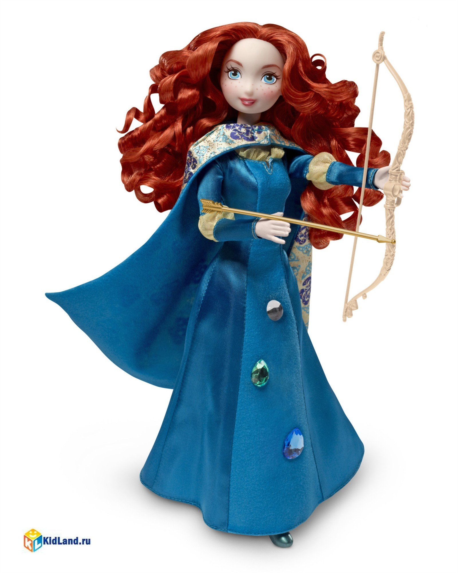 Кукла Disney Princess Мерида с луком