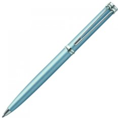 Шариковая ручка Waterman Harmonie glacier blue CT