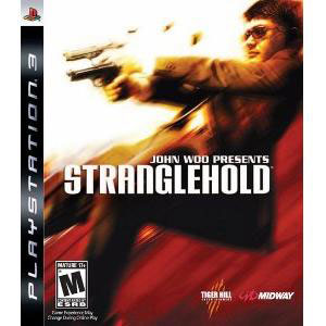 Игра для PS3: John Woo Presents Stranglehold