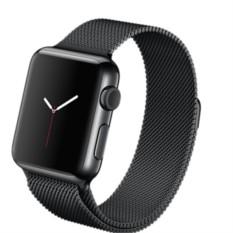 Apple Watch 38mm with Milanese Loop (цвет Space Black)
